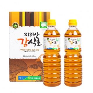 지리산감식초 900ml 2병 set